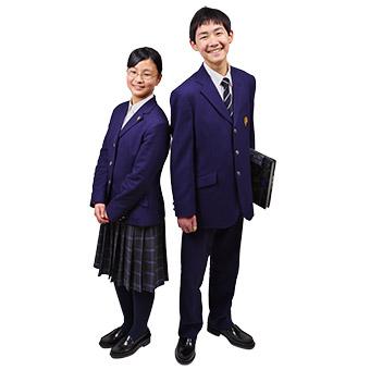 MIHO美学院中等教育学校 後期課程制服画像